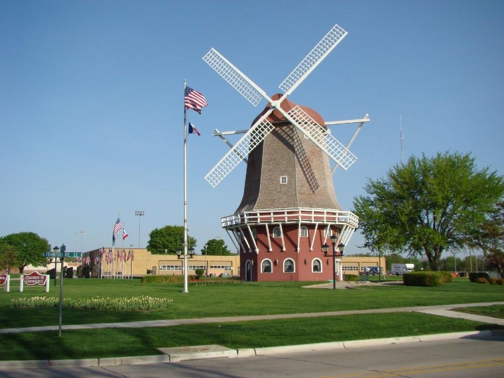 Windmills Architecture Do Windmills In Ireland Turn Clockwise