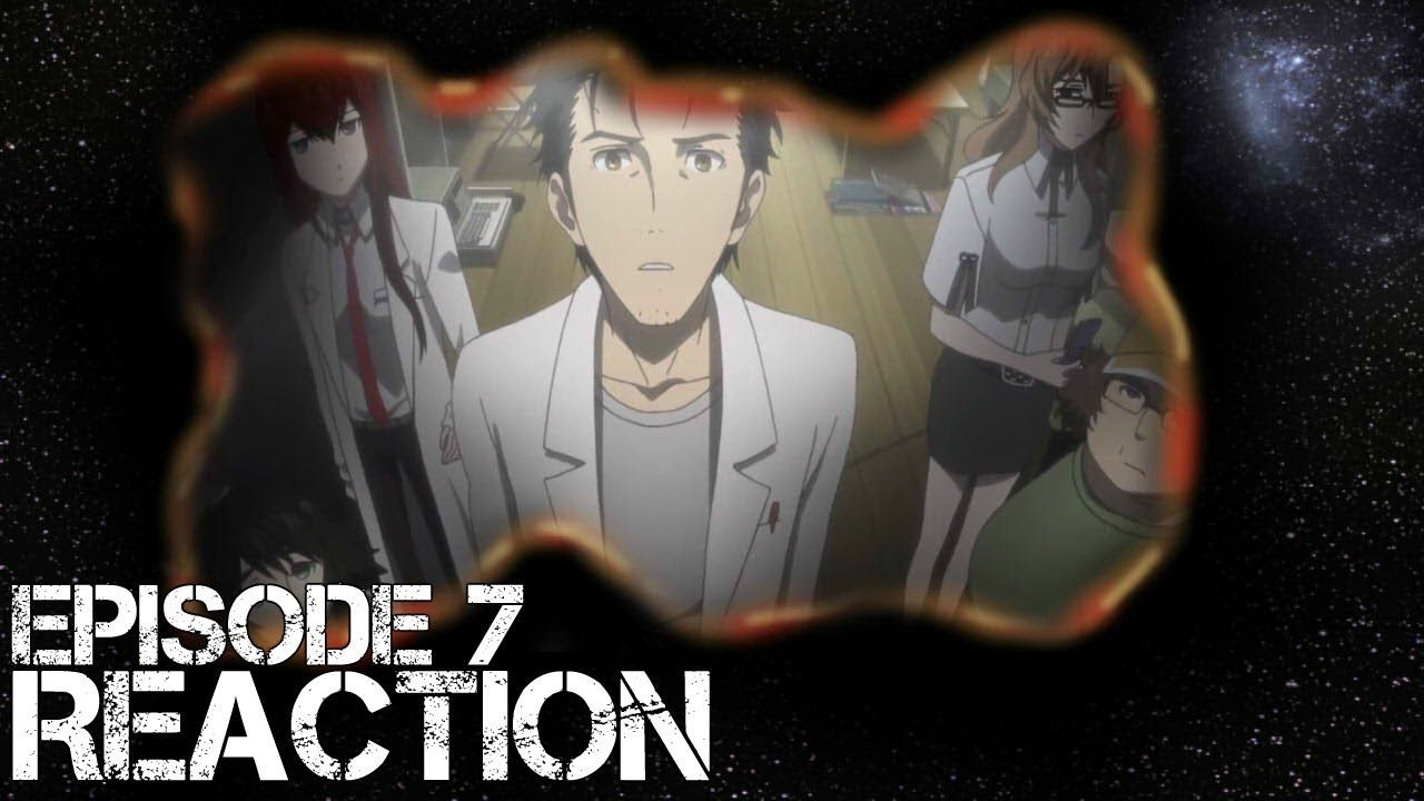 Steins Gate REACTION and REVIEW Time Paradoxes Anime
