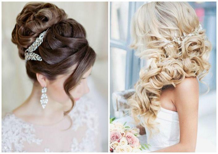Ga jij dit jaar trouwen en zoek je nog wat inspiratie voor je kapsel. Wij hebben de mooiste bruidskapsels voor je uitgezocht.