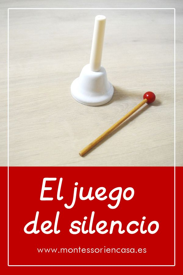 El Juego del Silencio  Montessori Silence Game is part of Montessori activities, Montessori, Classroom management, Teaching english, Education, Classroom - El Juego del Silencio, una actividad Montessori que todo el mundo debería practicar!
