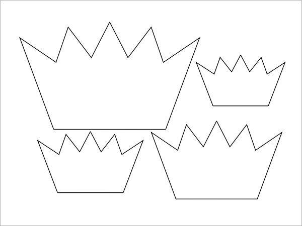Sample Crown 10 Documents In Pdf Crown Template Crown