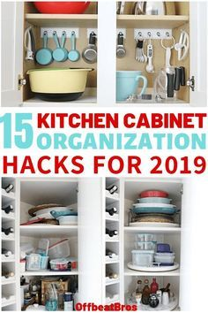 17 best home organization hacks help to manage your home on Organizing The Kitchen Area With A Dainty Kitchen Backsplash Decoration Model id=86450