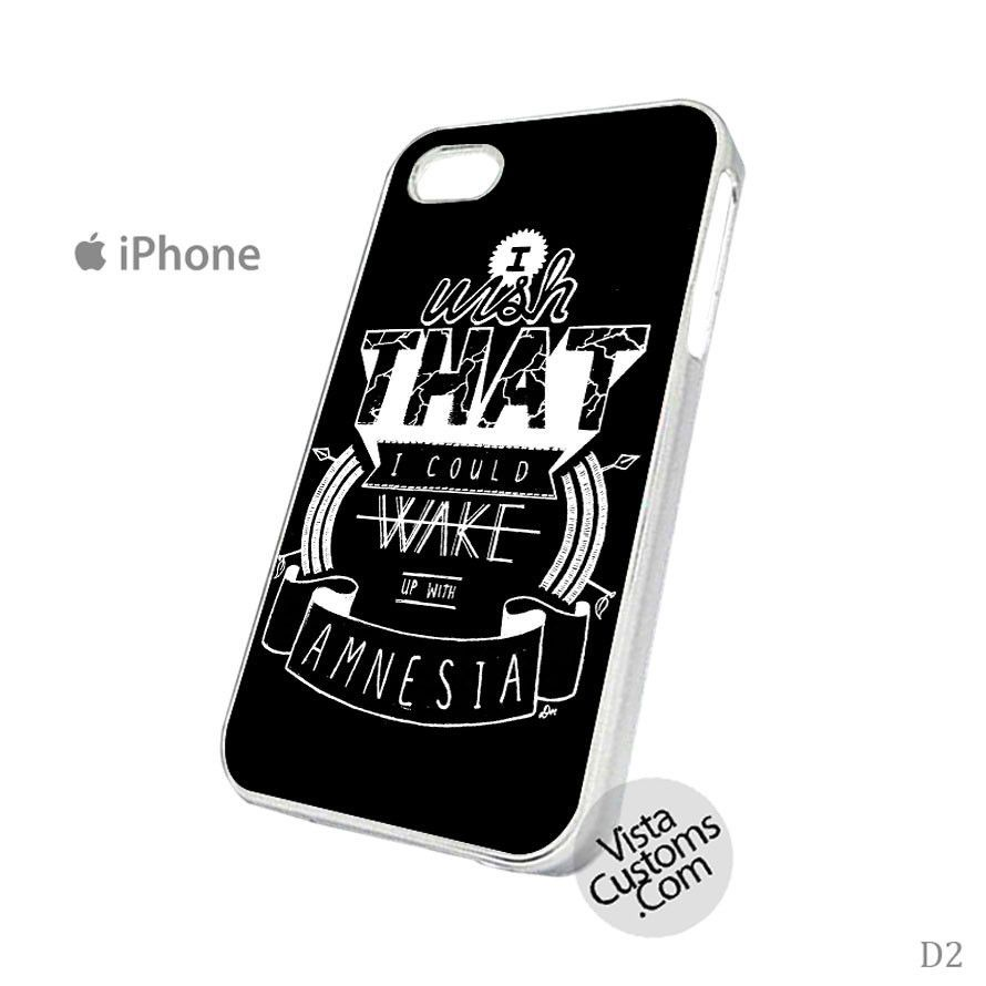 five seconds of summer lyric2.jpg Phone Case For Apple, iphone 4, 4S, 5, 5S, 5C, 6, 6 +, iPod, 4 / 5, iPad 3 / 4 / 5, Samsung, Galaxy, S3, S4, S5, S6, Note, HTC, HTC One, HTC One X, BlackBerry, Z79