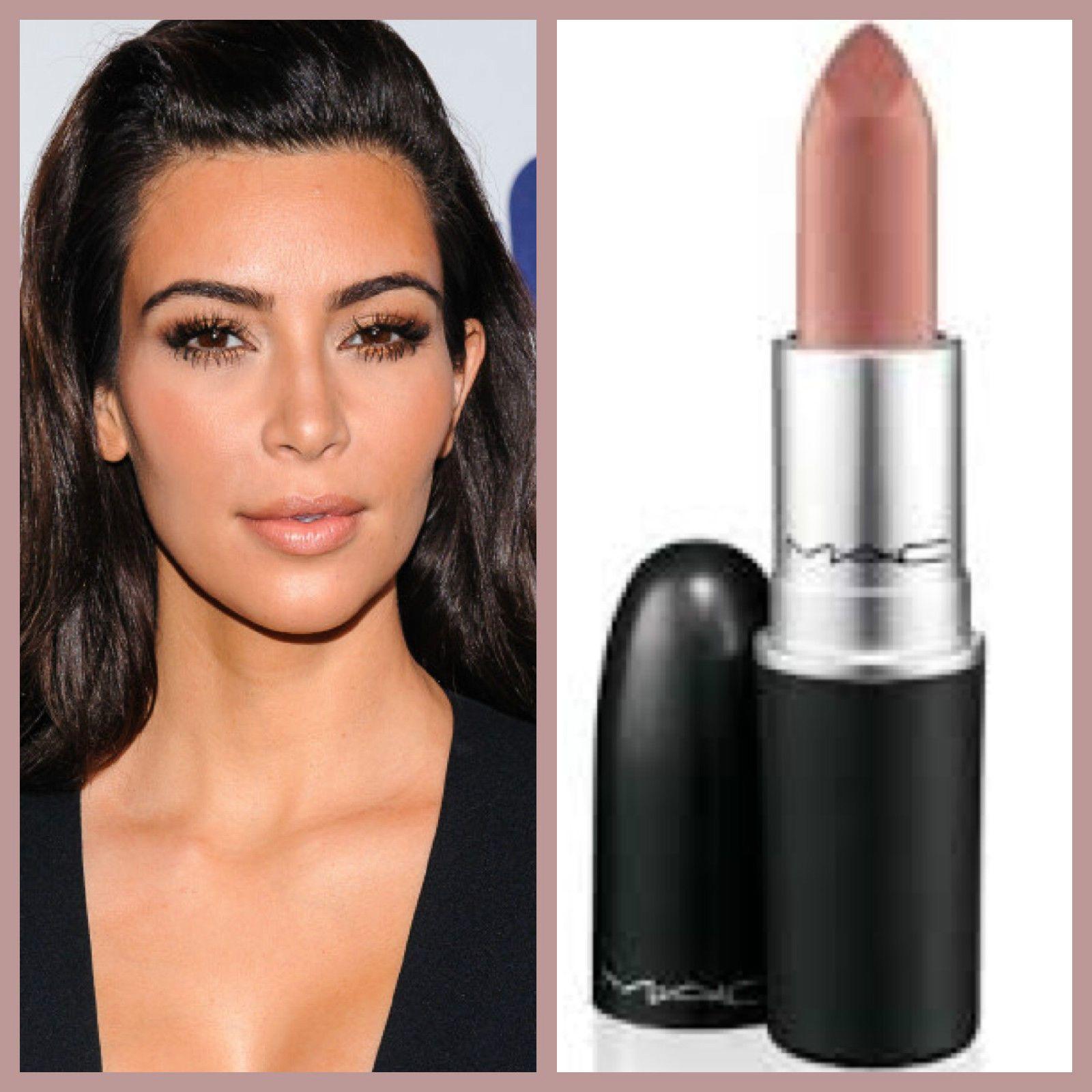 Nude velvet lipstick