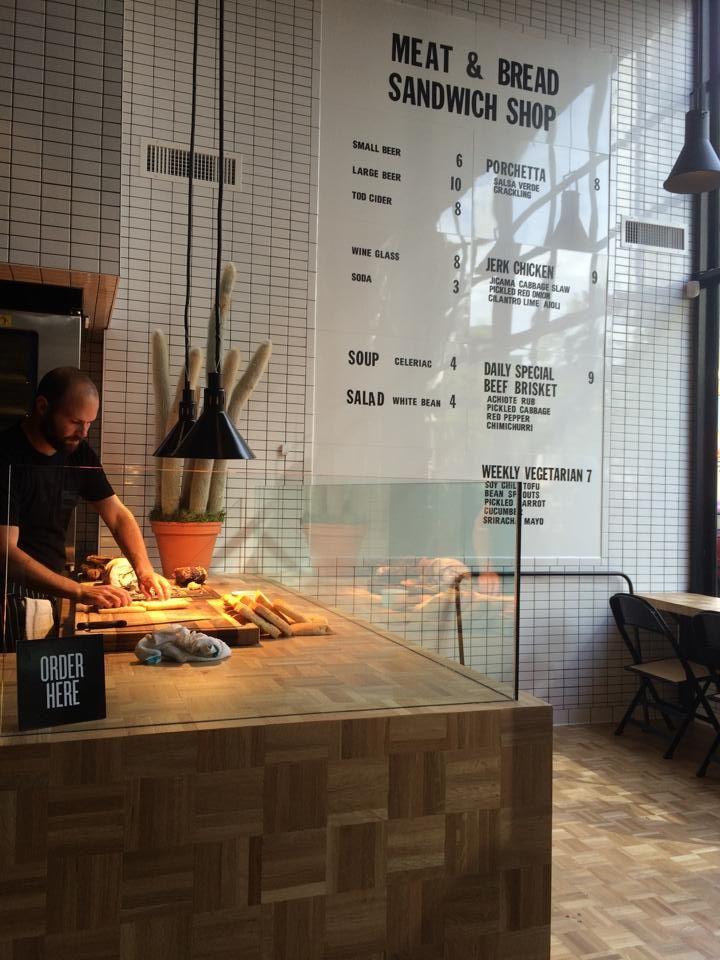 Simple Menu Grab Go Meat Bread Vancouver Bc Coffee Shop Menu Cafe Menu Boards Cafe Design