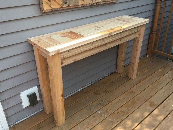 Patio Sideboard Buffet Table With Drink Cooler