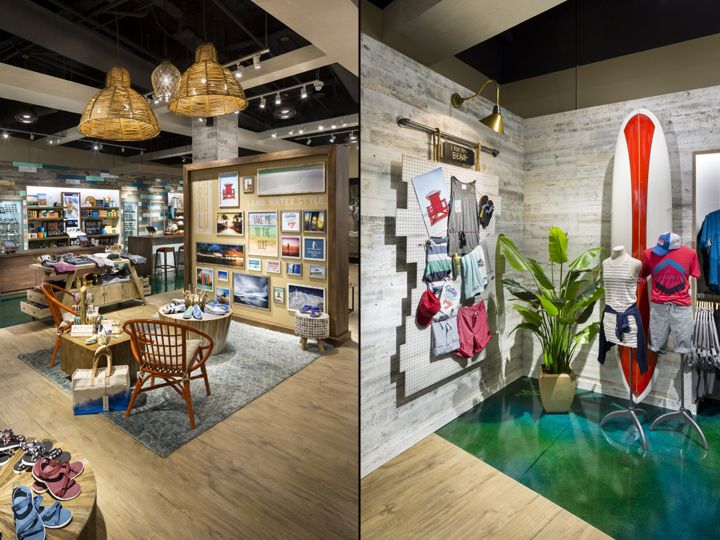 Bunulu Store By Little Estero Florida Retail Design Blog