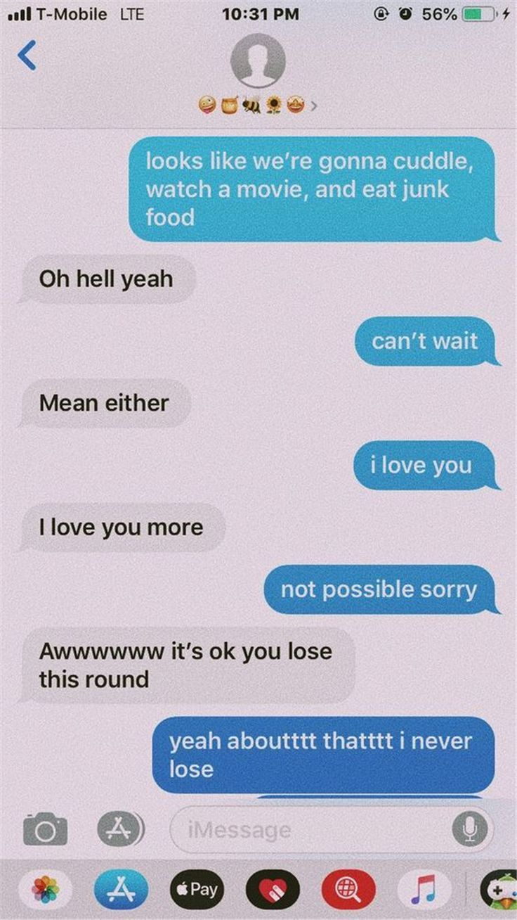 50 Sweet Couple Goal Texts To Make You Wanna Fall In Love Right Now – Page 22 of 50