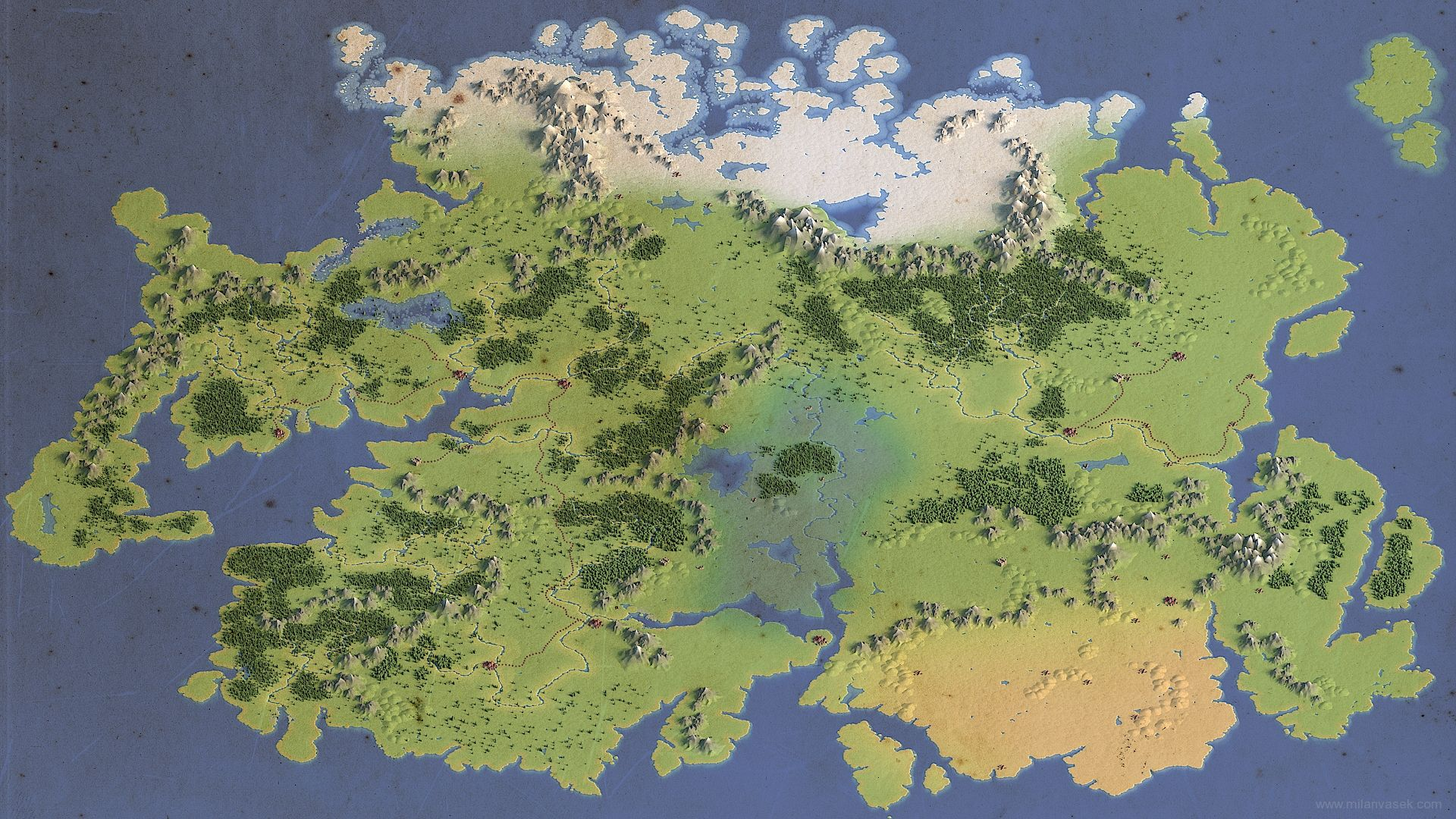 Hexographer World Map.Fantasy Map Load Into Hexographer And Use For 5e Kelly S Heroes