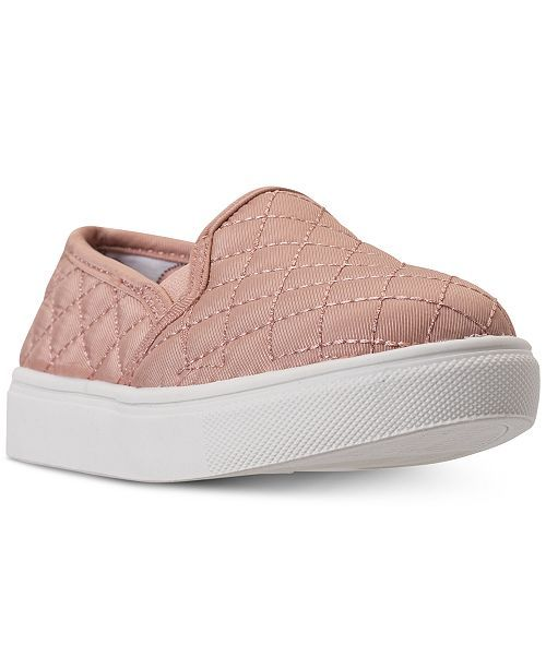bbfd0dbb1e9 Steve Madden Toddler Girls  T-Ecntrcq Casual Sneakers from Finish Line    Reviews -