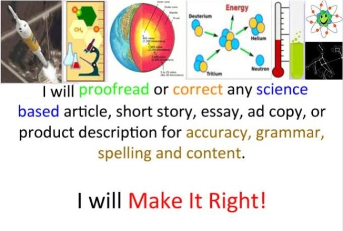 edit and correct science ads essays or articles by sfwriter edit and correct science ads essays or articles by sfwriter