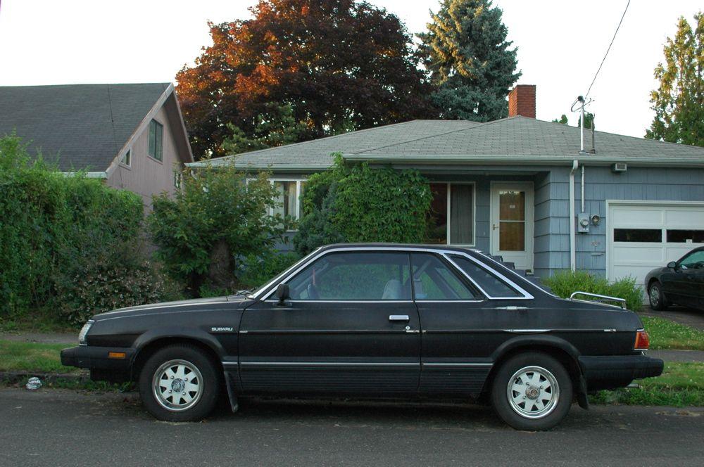 Subaru Portland Oregon >> 1982 Subaru GLF Coupe. | Nice Roofrack! | Subaru coupe, Coupe, Subaru