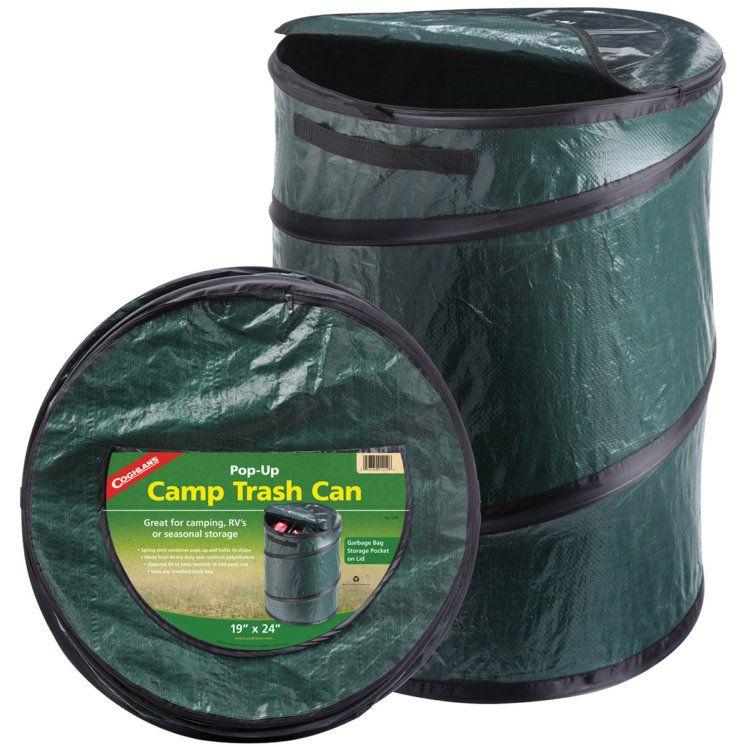 Coghlan S Pop Up Camp Trash Can Sku 100270750 14 99 Fleetfarm Com Family Tent Camping Camping Supplies Diy Camping