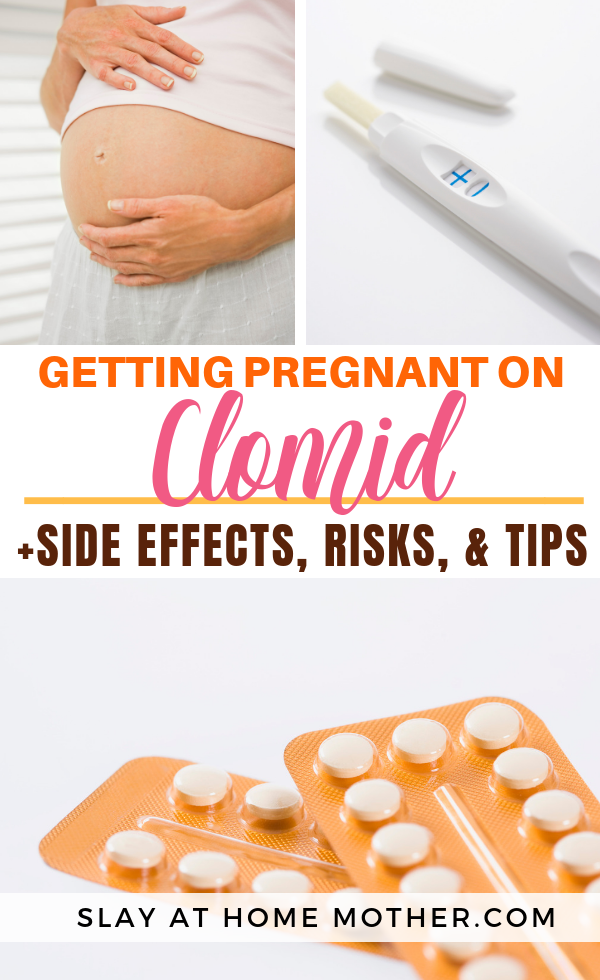 How To Take Clomid While Trying To Get Pregnant Clomid Side Effects -