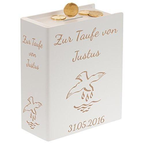 Geschenke 24 Gmbh : geschenke 24 sparbuch zur taufe wei personalisierte ~ Watch28wear.com Haus und Dekorationen