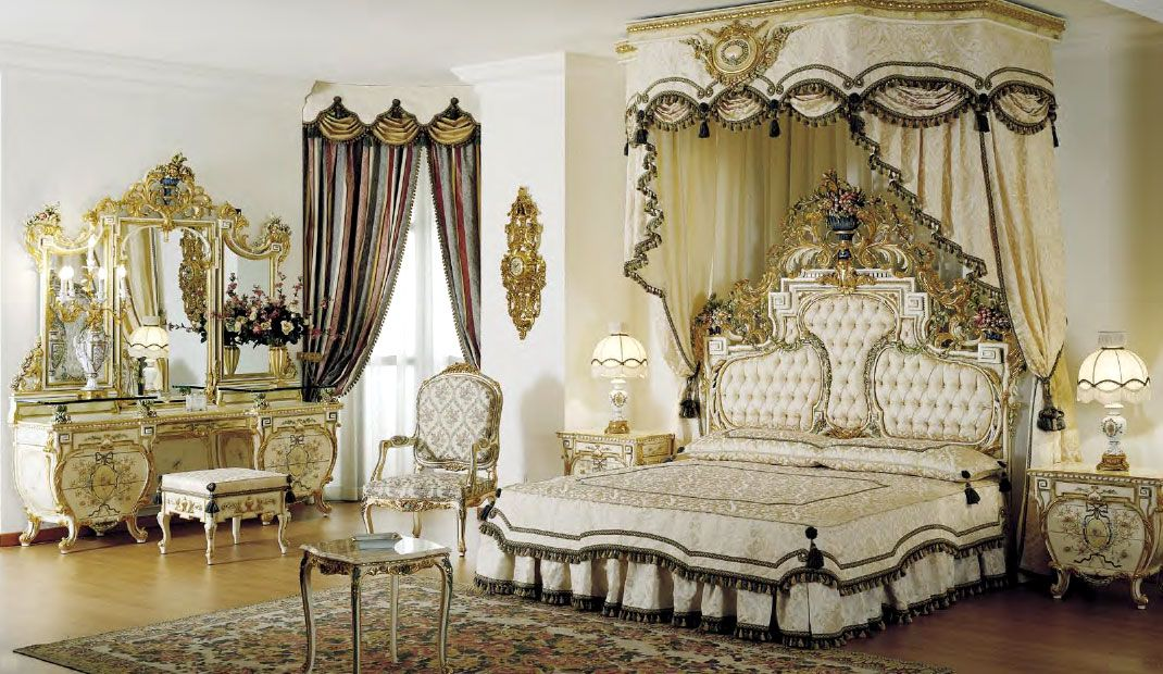 Image for Valery Bedroom By Asnaghi Interiors- Royal | Dream Home ...