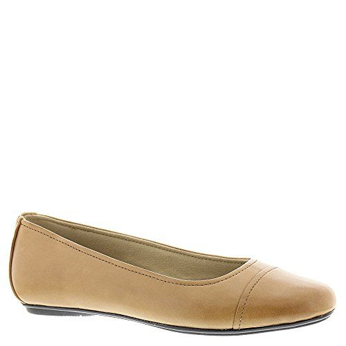 Eastland Womens Gia SlipOn Loafer Wheat 95 N US -- Visit the image link more details from Amzon.com