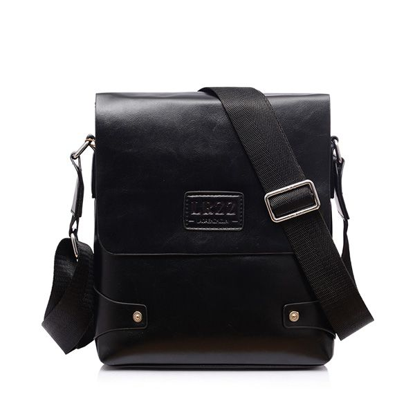 Men/'s Messenger Crossbody Shoulder Bag Leather Handbag Briefcase Men Satchel Bag
