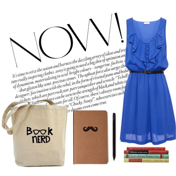 """Bookish""  on Polyvore"