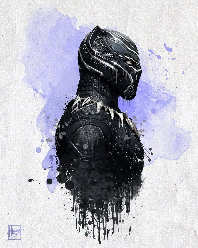 Black Panther Poster: 30+ Printable Posters (Free Download)
