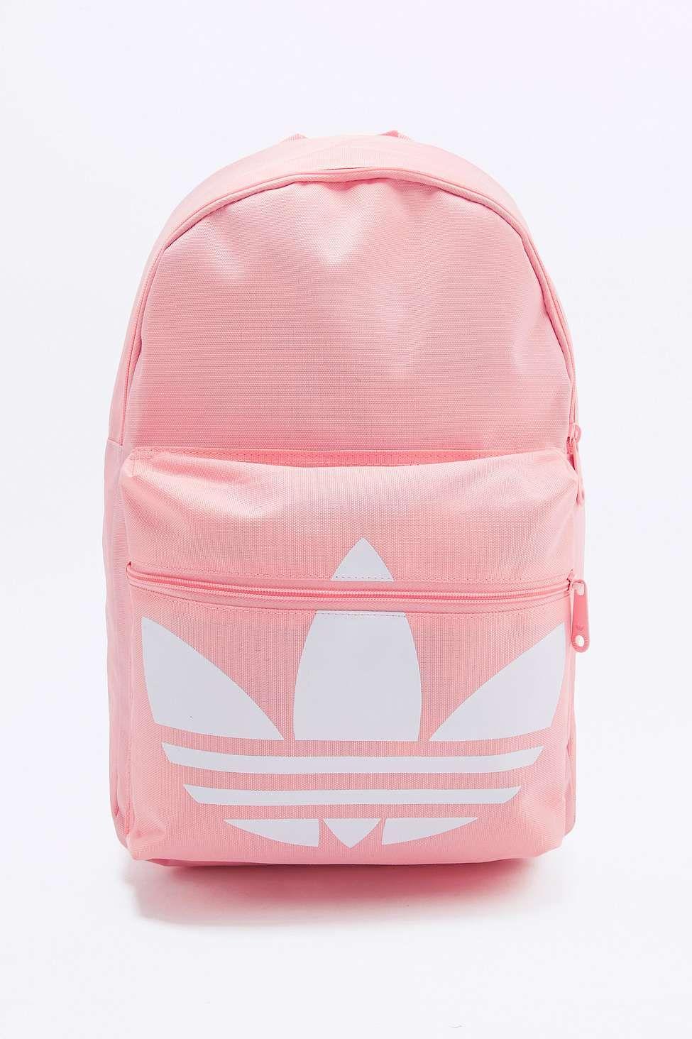 3af6e36b13 adidas Originals - Sac à dos avec logo trèfle rose | bags