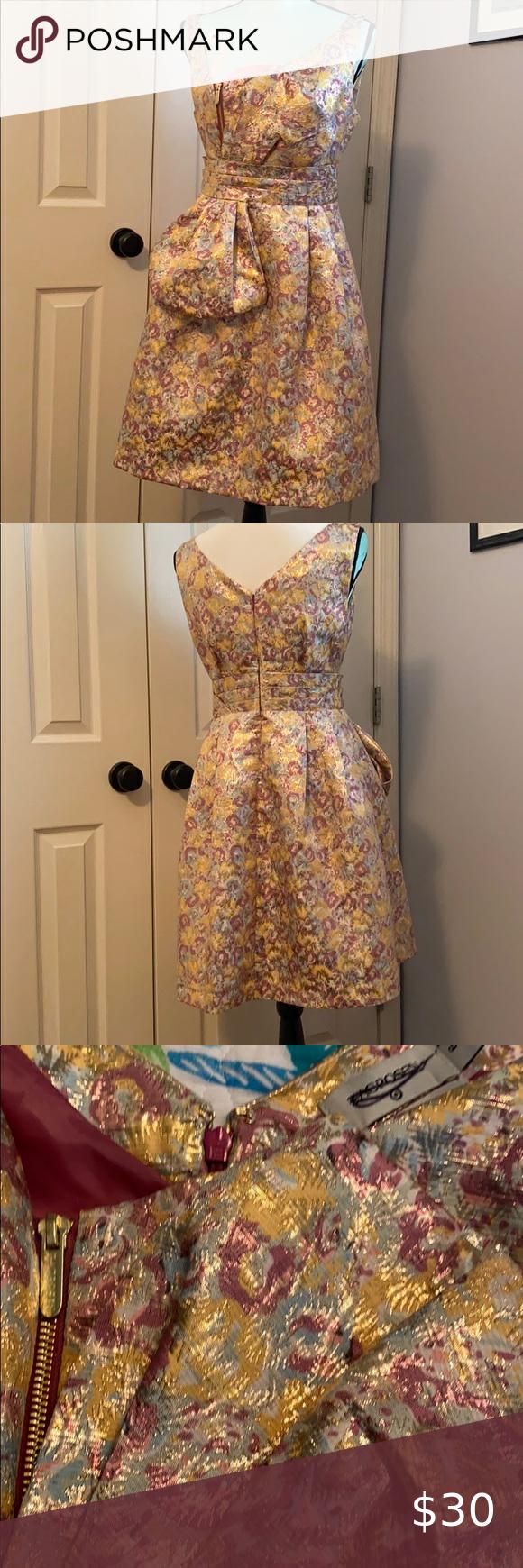 Nwt Zac Posen Formal Dress Target Dresses Colorful Dresses Formal Dresses [ 1740 x 580 Pixel ]