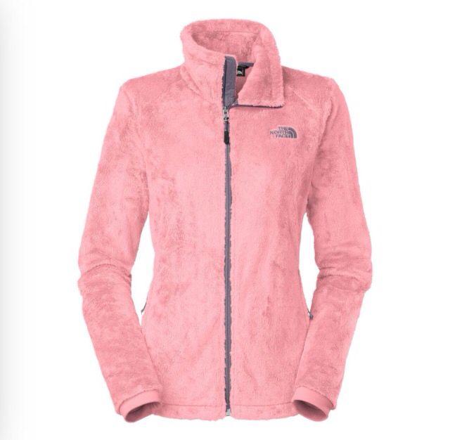 Light pink North Face fleece  34fbb5a48