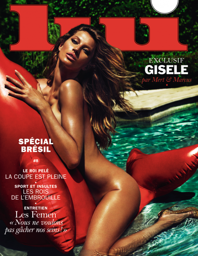 Naked girls in king magazine
