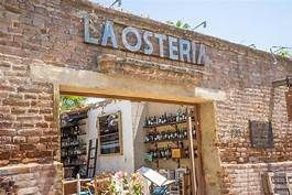 Osteria in San Jose del Cabo. Such a wonderful little
