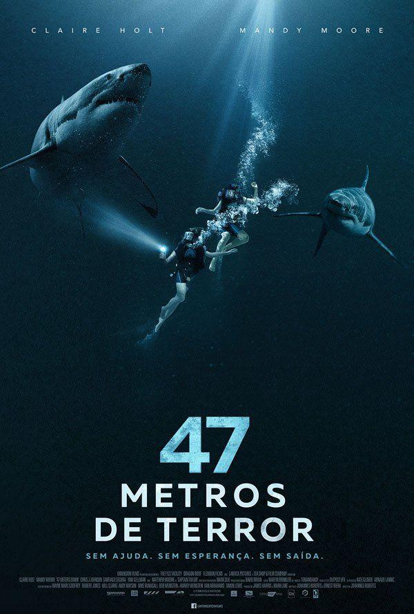 47 Metros De Terror Ver Completo Online Hd Com Imagens Filmes