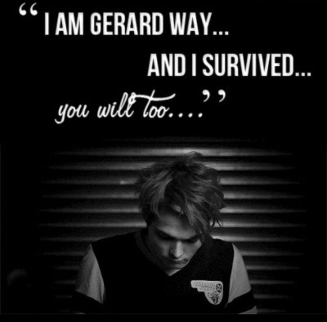 Found On Ifunny Mcr Quotes Gerard Way My Chemical Romance