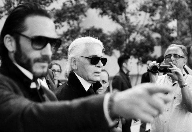 Liam Goslett's Paris Fashion Week Spring 2013 Photos: Fashion Shows: GQ