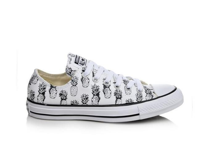 019964693d25 Women s Converse Pineapple Print Ox