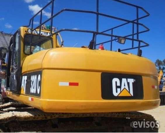 Excavadora Caterpillar Del 2006 320 Cl Excavadoras Venta De Autos Autos