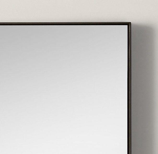 Custom Metal Mirror Floatings