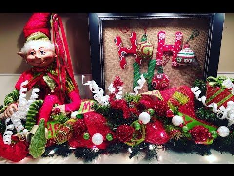 vlogmas day 17 mommas christmas decor youtube - Youtube Christmas Decorations