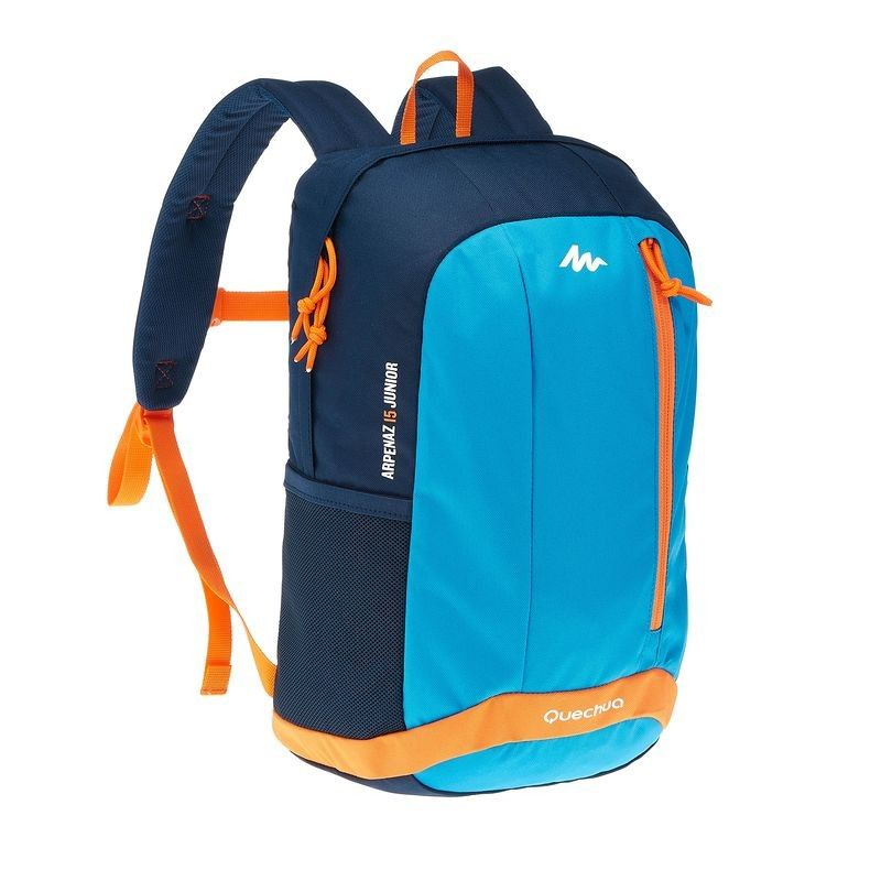 Https Www Decathlon Co Uk Arpenaz 15l Junior Blue Id 8357823 Html Kids Hiking Backpack Hiking Backpack Blue Backpack