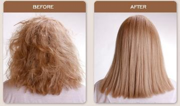 What A Difference Brazilian Blowout Relaxed Hair Brazilian Blowdry