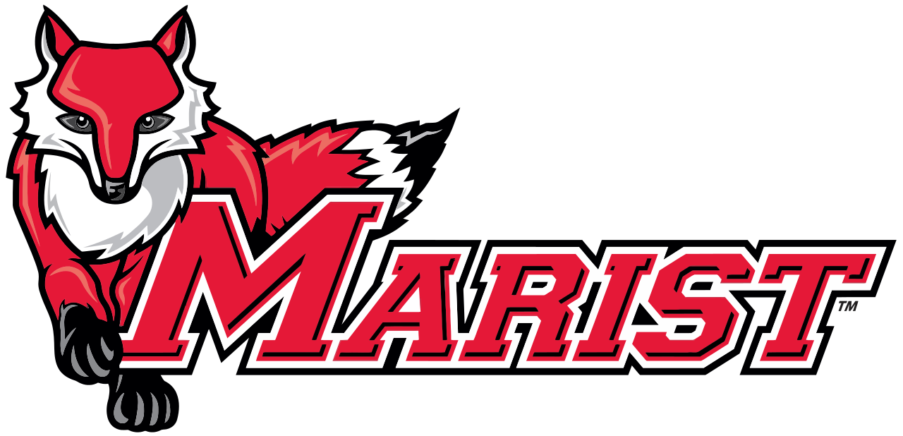 Marist College Red Foxes Ncaa Divisioni I Metro Atlantic Athletic Conference Poughkeepsie New York College Logo Piedmont College Mens Lacrosse