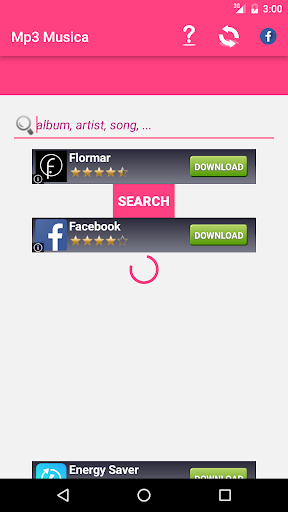 Mp3 Music Download app (apk) free download for Android/PC