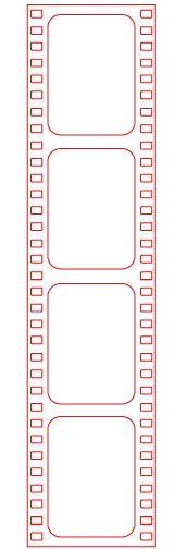 free filmstrip template