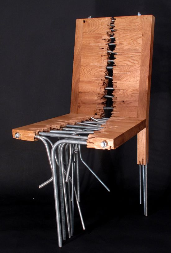 U0027beyond Functionu0027 By Israeli Product Designer Hila Shilon Are A Series Of  Chair Designs