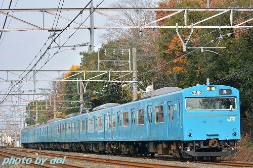 阪和線103系を撮る|☆ダイと行く各駅停車の旅☆