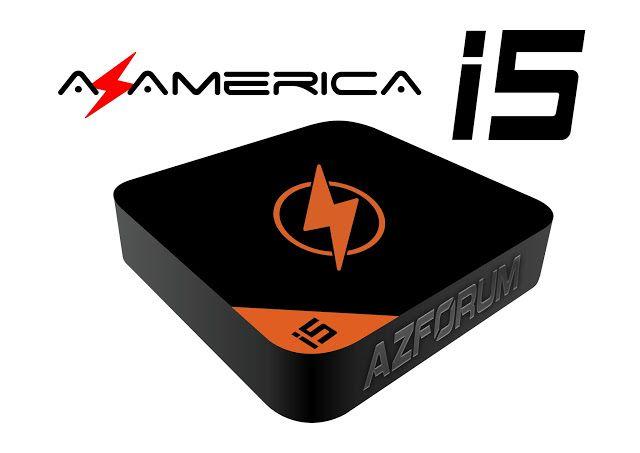 Primeira Atualizacao Azamerica I5 Iptv 08 08 2017 Aplicativos