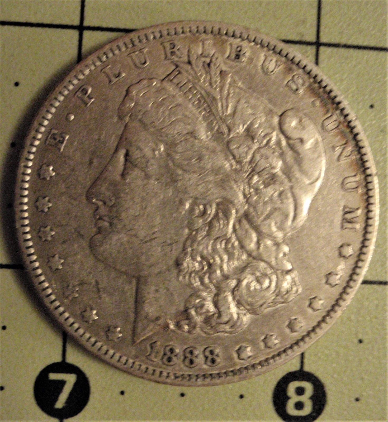 1888 o MORGAN SILVER DOLLAR THIS IS A NICELY DETAILED COIN https://t.co/N4DBmd0dSP https://t.co/to3Ijl6dmq