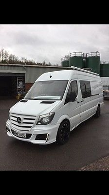 EBay Vw Crafter Sprinter Race Van Conversion Camper Kit Motocross