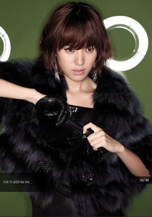 Han Hyo-Ju 한효주 2009 viki Winter Catalog 겨울화보