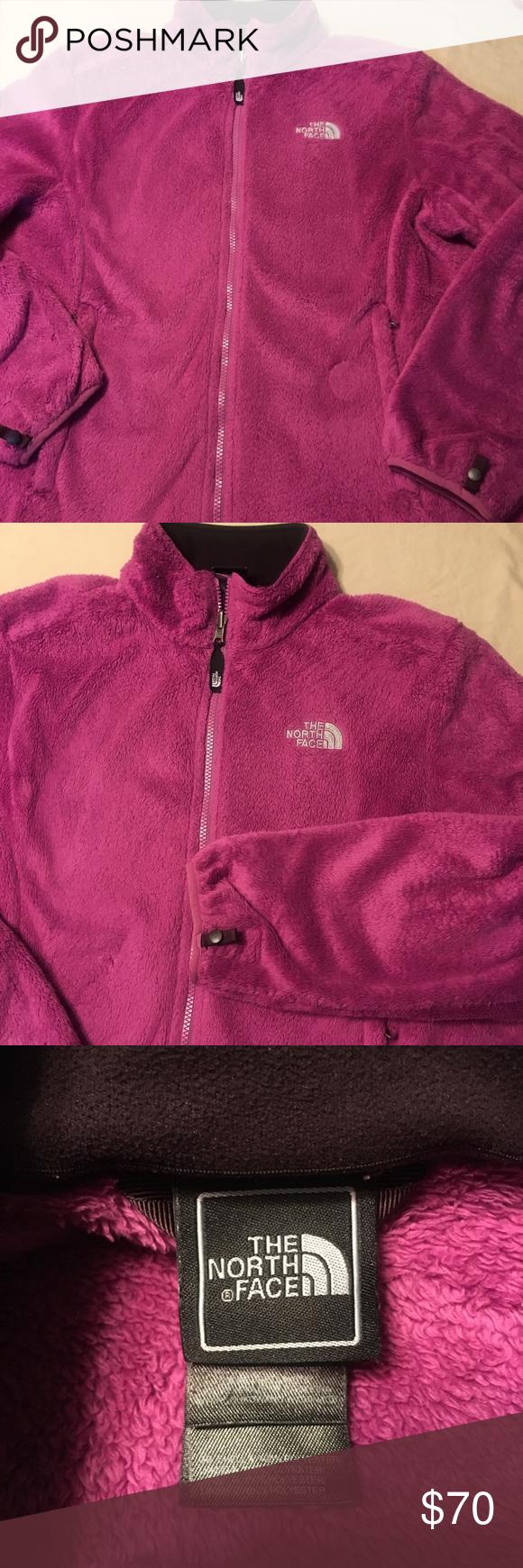 The North Face Osito 2 Fleece Jacket Raspberry Fleece Jacket Clothes Design Jackets [ 1740 x 580 Pixel ]