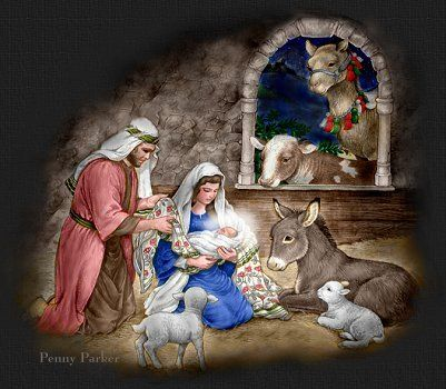 Holiday Themes Around The World | Christmas nativity, Christmas ...