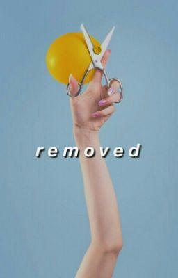 """Deberías leer """" removed » mark t.  """" en #Wattpad #detodo"""